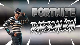 'NEW' FORTNITE RAPSCALLION SKIN GAMEPLAY!