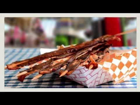 Chocolate Bacon Recipe | Fair Food | Allrecipes.com