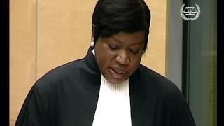 Ntaganda case: The Prosecutor Fatou Bensouda, opening Statements, 2 September 2015