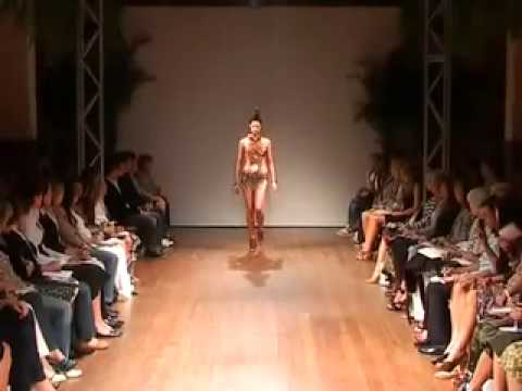OASIS - Mercedes Australian Fashion Week 2005 - Jewellery Coutoure Show