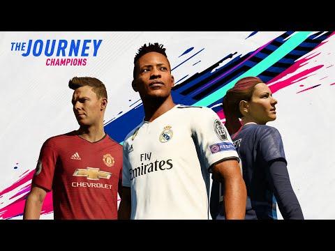 FIFA 19   El trayecto: Campeones   Tráiler oficial de historia con Hunter, Neymar, de Bruyne, Dybala