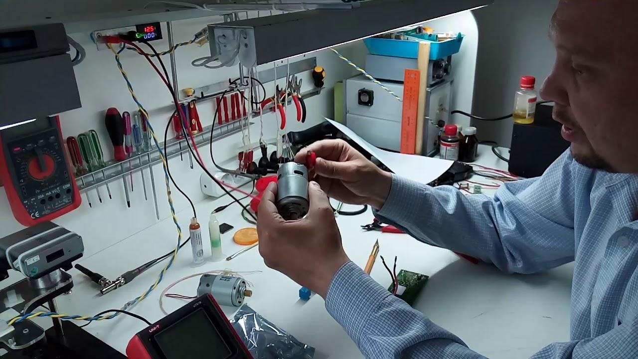 Ремонт EMF BMW_X5_E70 электронный ручник