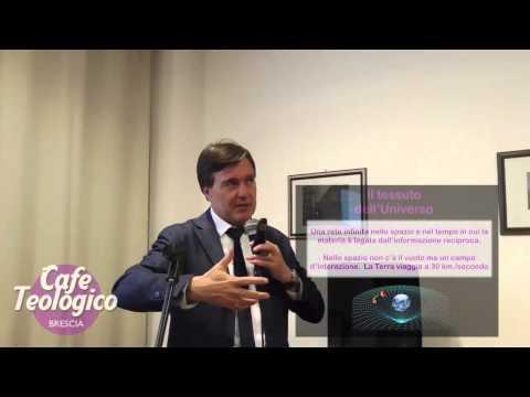 CafeTeologico - Esiste un progetto intelligente? Umberto Fasol