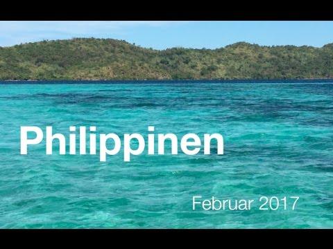 Travelling the Philippines 2017 4K | Palawan | Busuanga Island | Bohol | Luzon | Philippinen