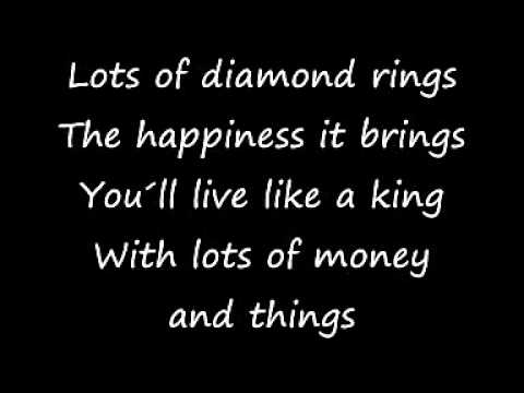 Shania Twain - Ka-ching lyrics