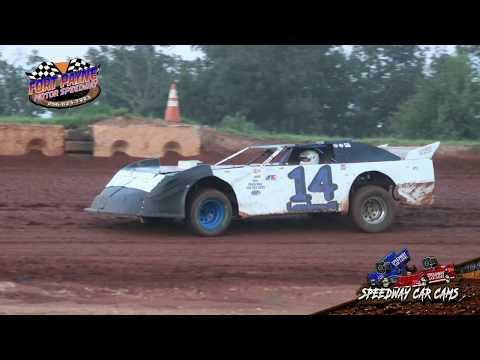 #14 Kyle Keel - B-Hobby - 8-11-18 Fort Payne Motor Speedway - In Car Camera
