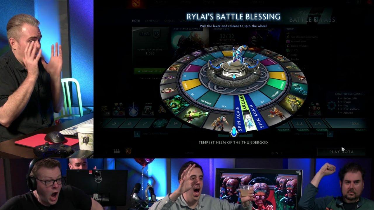 Dota Gambling