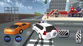 US Police Hummer Car Quad Bike Police Chase Game #1 - New Car Game Android gameplay