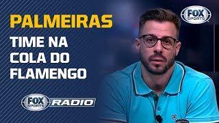 PALMEIRAS SERÁ CAMPEÃO BRASILEIRO? Facincani responde e assunto é tema no 'FOX Sports Rádio'