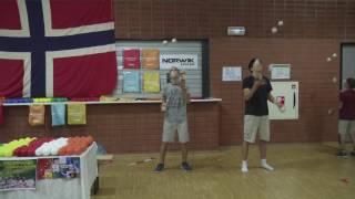 EJC TV 2016 - Official 5 Ball Juggling World Record By Ofek Snir - 02:41:27
