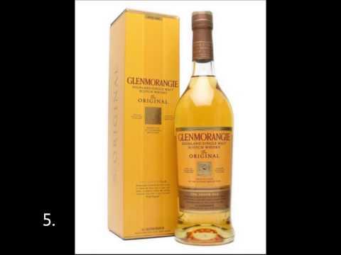 Top 10 Whisky list