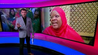طرد نائبة من البرلمان في كينيا بسبب دخولها رفقة رضيعها ذي الخمسة أشهر