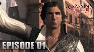 Repeat youtube video Assassin's Creed II - Let's Play (FR)   Episode 1 : Ezio Auditore Da Firenze !