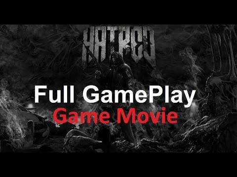 Hatred FULL GAME Walkthrough - All...