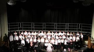 TRA 6th Grade Chorus - 3 Little Birds- arr Audrey Snyder
