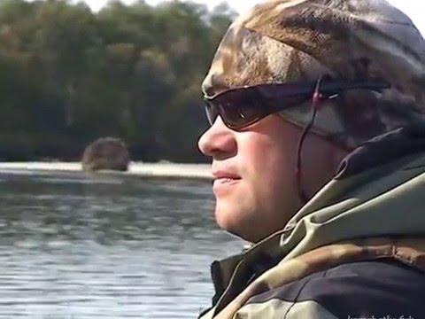 Рыбалка на Камчатке видео - ловля кижуча на реке Большая