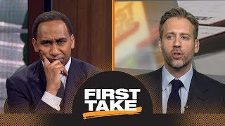 First Take reacts to Charles Barkley and Shaquille O'Neal's coach-player debate | First Take | ESPN