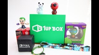 Toy unboxing featuring Teenage Mutant Ninja Turtles Funko Dorbz