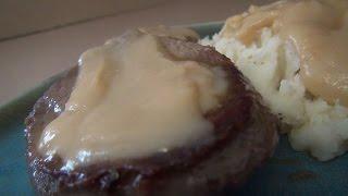 Pan Fried Steak!