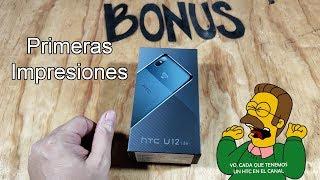 HTC u12 Life : Primeras Impresiones...  No es xiaomi, lo se y me vale.MÉXICO!