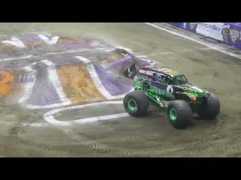 Monster Jam 2017 Des Moines Iowa 2nd Show (Full Show)