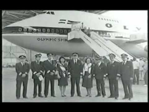 Olympic Airlines History Part 1