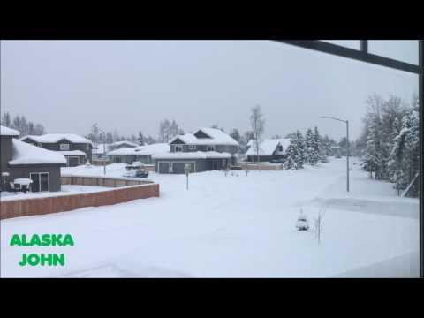 ALASKA STREET VIEW - Anchorage - January 22nd 2017