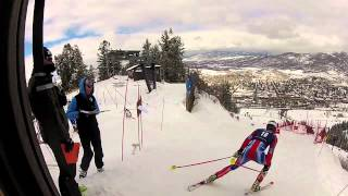 Telemark World Cup race in Colorado