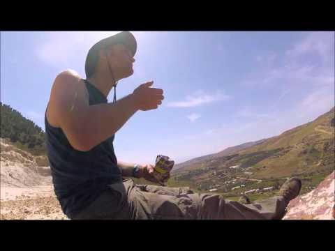 Walk in the jebel - Na'or to Kafrain Dam