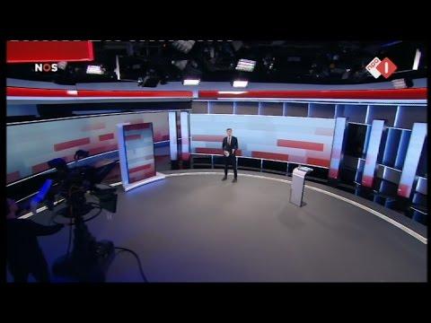NOS Journaal - Eerste uitzending in nieuw decor (2-12-2016 ...