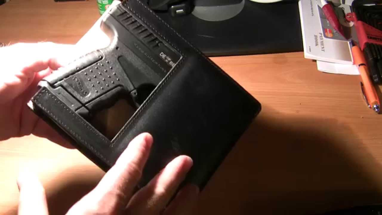 Sneaky Pete Holster Review - Part 1