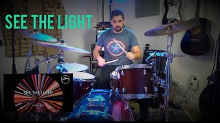 See The Light (Live) - Hillsong Worship (Drum Cover) Worship Drummer