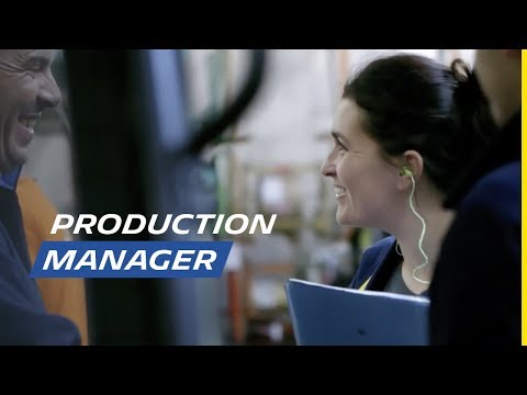 Testimonials :  Jobs In The Industry By Michelin - Production Manager