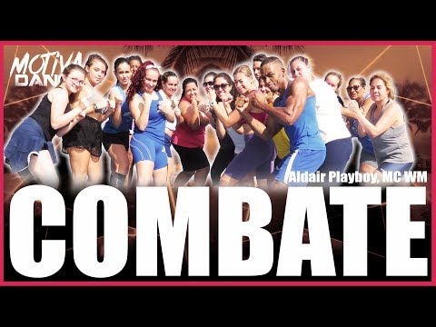 Combate - Aldair Playboy MC WM  Motiva Dance Coreografia