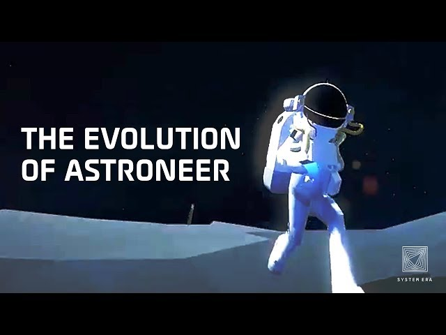 Check Out Four Years of Astroneer Development