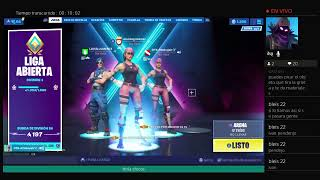 SxS  +   sorteo pase de batalla X Fortnite (road to 50)