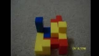 Tetris Cube stop motion