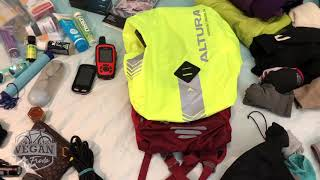 Packing for 8 weeks touring trip - what I bring