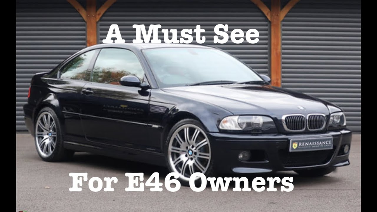 Download What to look for when buying a BMW E46 3 Series 99-04 A detailed Step by Step Purchasing Guide