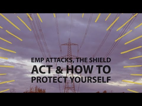 David Adair on EMP Attacks, The SHIELD Act & How to Protect Yourself