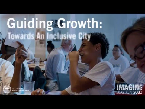 Guiding Growth: Towards an Inclusive City