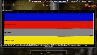 Trận 1 AOE Việt Trung 2017 Chung Kết 2vs2 Shang Chim Sẻ, Bibi vs ShenLong, Tiểu Thủy Ngư