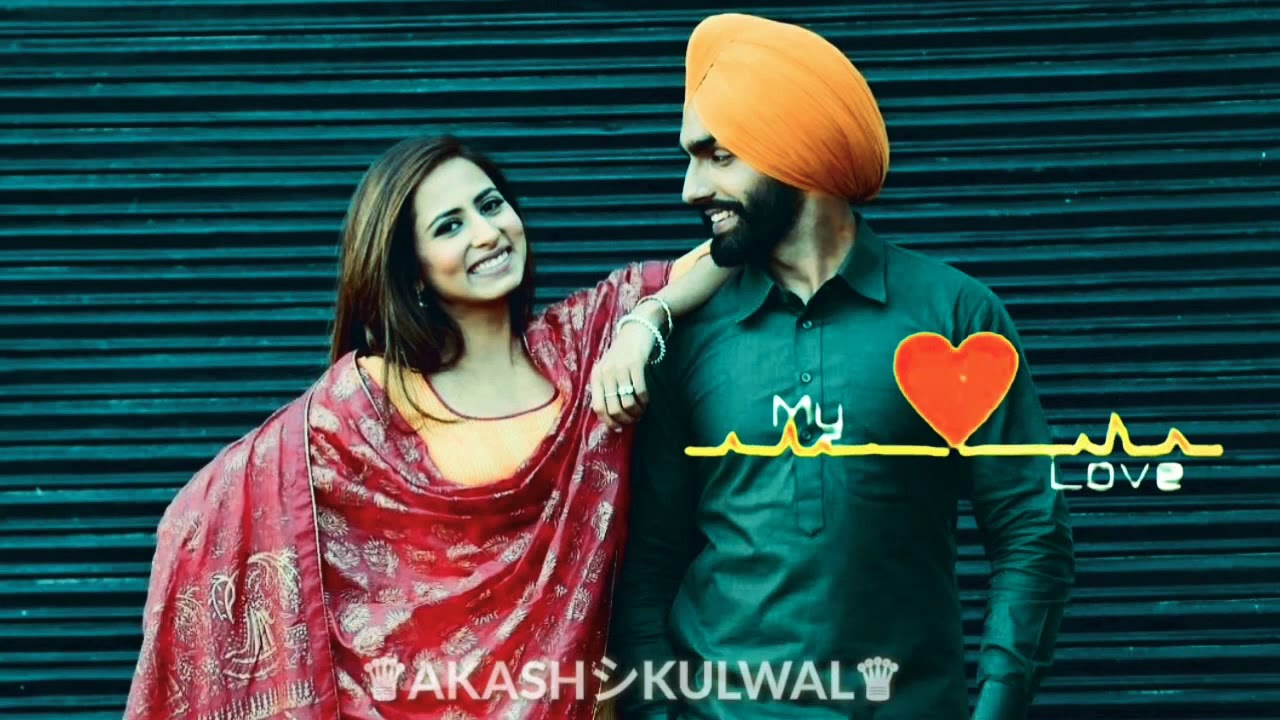Ammy Virk - WANG DA NAAP (Official Video) ft Sonam Bajwa _ Muklawa _ New  Punjabi_Full-HD