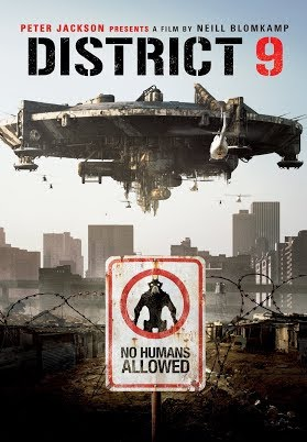District 9 Official Trailer Hd Youtube
