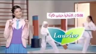 Video Iklan Terbaru Fatin Shidqia Lubis   Fatin Karate & Fatin Gowes Sepeda Versi Laurier download MP3, 3GP, MP4, WEBM, AVI, FLV Oktober 2018