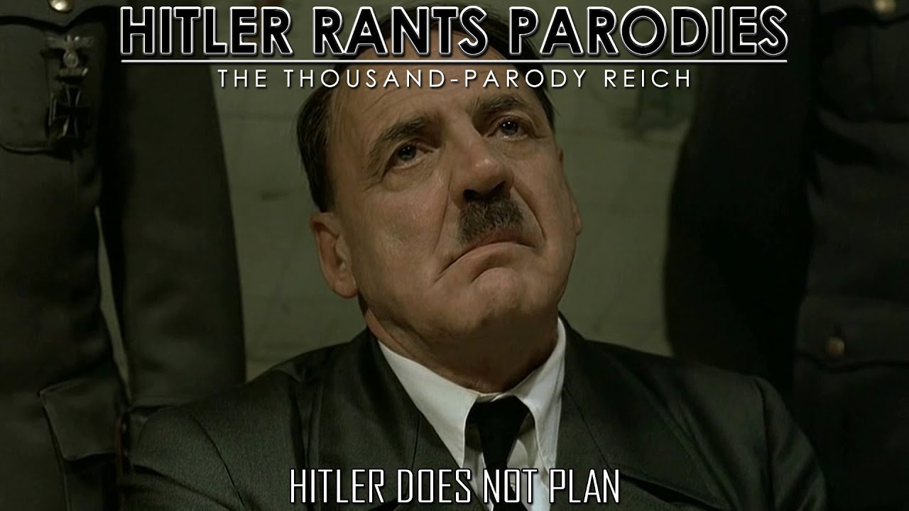 Hitler does not plan