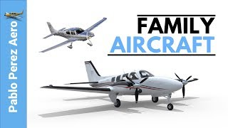 Family Aircraft - Six seater airplanes under $1M