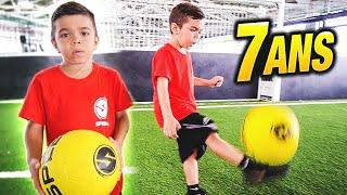 JE ME FAIS HUMILIER AU FOOT PAR UN ENFANT DE 7 ANS! (Futur Lionel Messi) Video