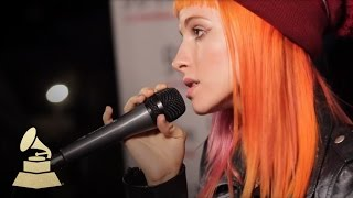 Live performance of Paramore's That's What You Get | GRAMMYs