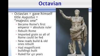 AP World History: Period 2: Rome Part III